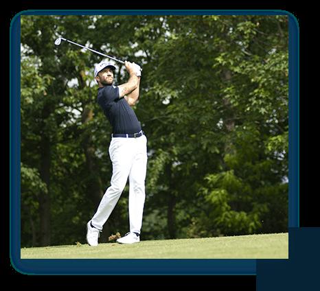 Abbigliamento da golf da uomo GP Sport